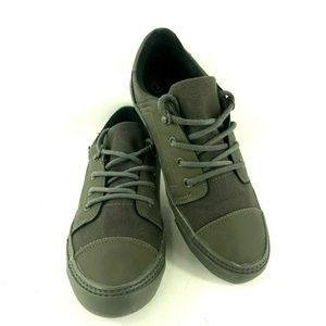 American Eagle Outfitters Youth Sz 3 Canvas Shoes
